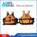 Hochwertige 400d Terylene Oxford Textile Rescue Life Weste / Life Jacket / Inflatabl Lifevest
