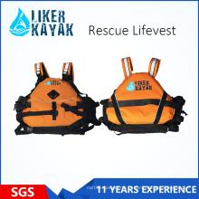 Haute qualité 400d Terylene Oxford Textile Rescue Life Vest / Life Jacket / Inflatabl Lifevest