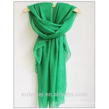 Высокое качество весной сплошной цвет шарф оптовик