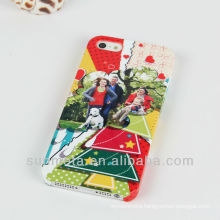 3D Sublimation Phone Case Heat Transfer Printing