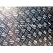 embossed aluminum coil for refrigeration equipment