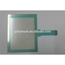Resistive industrial touch panel , matrix ITO glass film touch screen