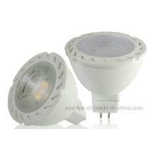 COB LED Spotlight Gu5.3 com 5W 7W