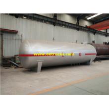 Horizontale 12000 Gallone Inländische Propan Tanks