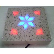 Tuile de plancher colorée de LED avec du CE et RoHS