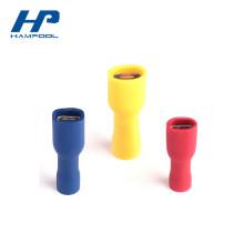 Bullet Terminal Schrumpfschlauch Schrumpfschlauch aus Messing und PVC Schrumpfschlauch