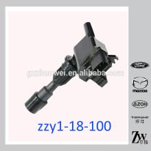 Piezas de repuesto auto ZZY1-18-100 Bobina de encendido para Mazda FML 1.6