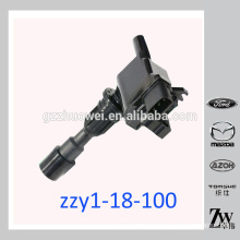 Automotive Ignition Coil Pack Universal Ignition Coil For Mazda 323 ZZY1-18-100