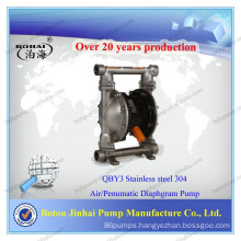 QBY3-20 Pneumatic/Air Diaphragm Pump, chemical pump
