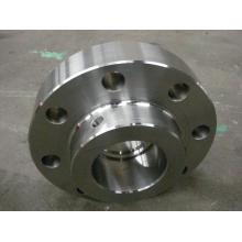 Brida de acero al carbono con junta de solape de cara elevada