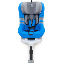 Baby car seats with blue-black cover