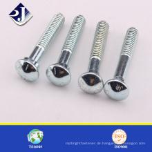 Rillenkupplung und Rohrverschraubung Gebrauchte Schienenbolzen