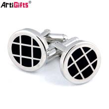 Cufflink manufacturer Custom high quality low price tie metal cufflink