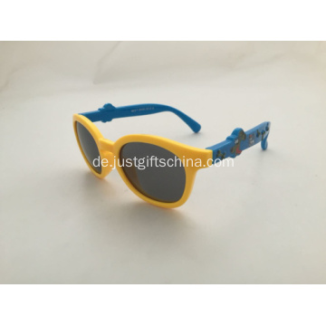 Werbeartikel Kids elastische Cartoon Dog Sonnenbrille