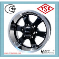 """re-engineered design 20"""" alloy wheels 6X139.7 for SUV cars made in China"""