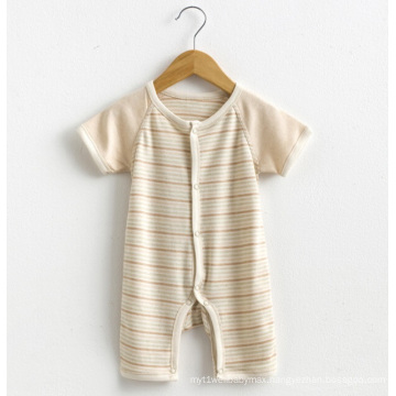 Organic Cotton Baby Romper Infant Apparel