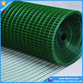 green color pvc coated welded wire mesh rolls from China