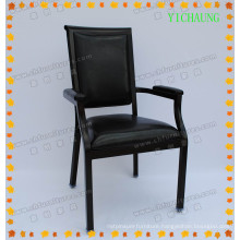 High Quality Dining Chair with Armrests (YC-E65-16)