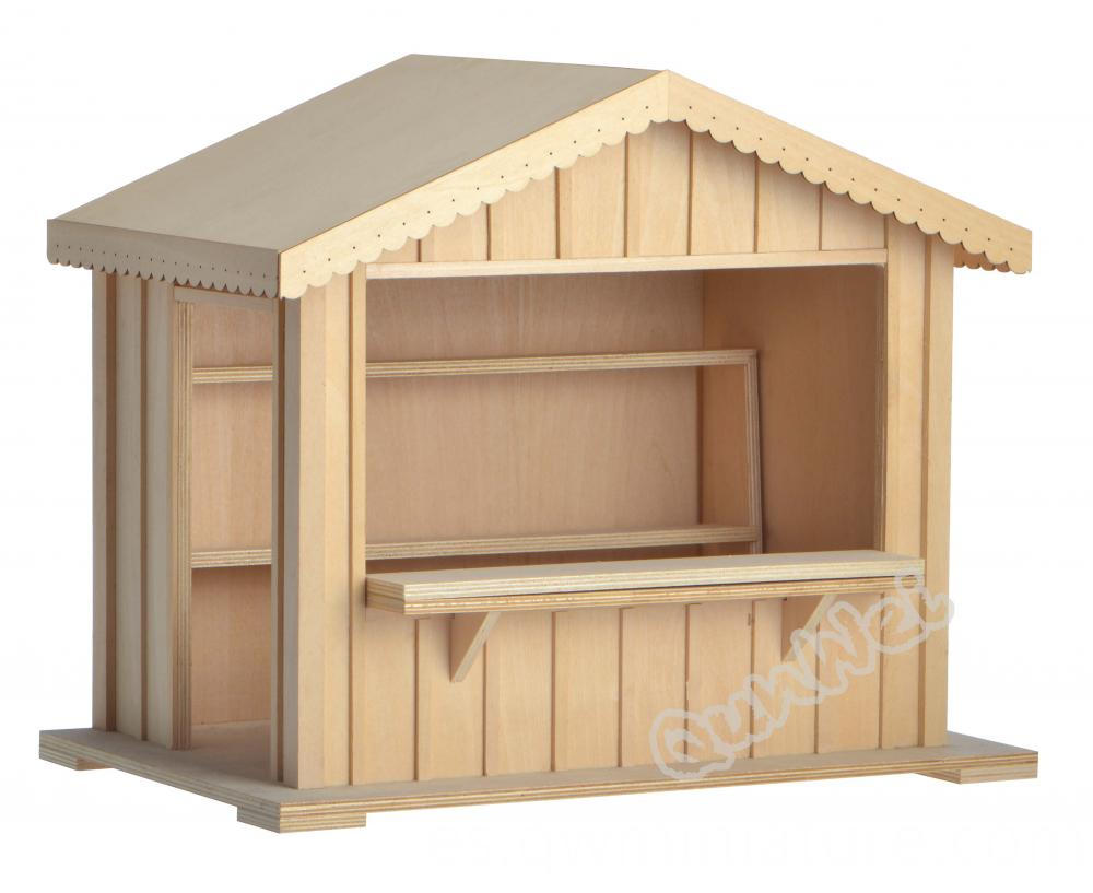 Room Box Dollhouse