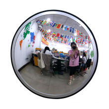 Traffic Safety Indoor Plastic Concave and Convex Mirror,  Round PC Wide Angle Convex Mirror