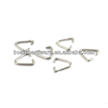 Fashion High Quality Metal Triangle Split Ring
