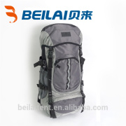 Professional high capacity ergonomic design camping bag practicable hiking backpack 45L