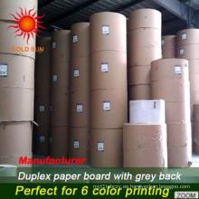 Fabricantes de Tablero dúplex de alta calidad en China