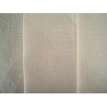 100% Tissu en toile de chanvre