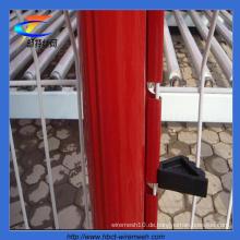 Dreieck Biegen Zaun / Curvy Geschweißte Zaun