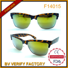 Tort Matte Frame New Trend Sun Glasses UV400 China