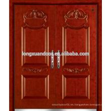 Puerta caliente del acero de la fábrica de las ventas, puerta del hierro