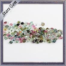 Natural Brilliant Cut Semi Precious Tourmaline for Jewellery