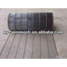 Le maillage de la chaîne de transport en acier inoxydable 2013 à chaud avec ISO9001 s'est avéré (usine)