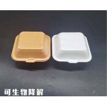 PLA foaming plastic fresh fruit food packaging container