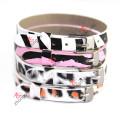 Bijoux Bracelet en Cuir 8mm en Mode pour Enfants Jewellry (ZC-B06)