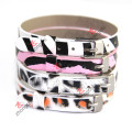 Fashion 8mm Leather Bracelet Jewelry for Kids Jewellry (ZC-B06)