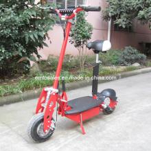 Электрический самокат с щеткой, 1000 Вт, 36 В (ET-ES16-RED)