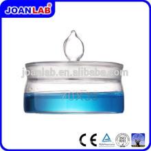JOAN LAB Vasos de pesaje para cristalería con tapón de entrada