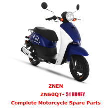 ZNEN ZN50QT-51 HONEY Complete Motorcycle Spare Parts