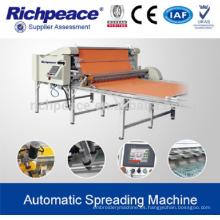 Richpeace automática de tela y la máquina de separación Clothl