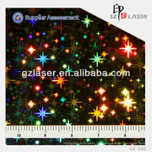 GZ-045, Hologramm Generalmeister, Sternmuster