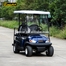 2 seater electric golf car club car golf cart 48v Trojan battery golf buggy