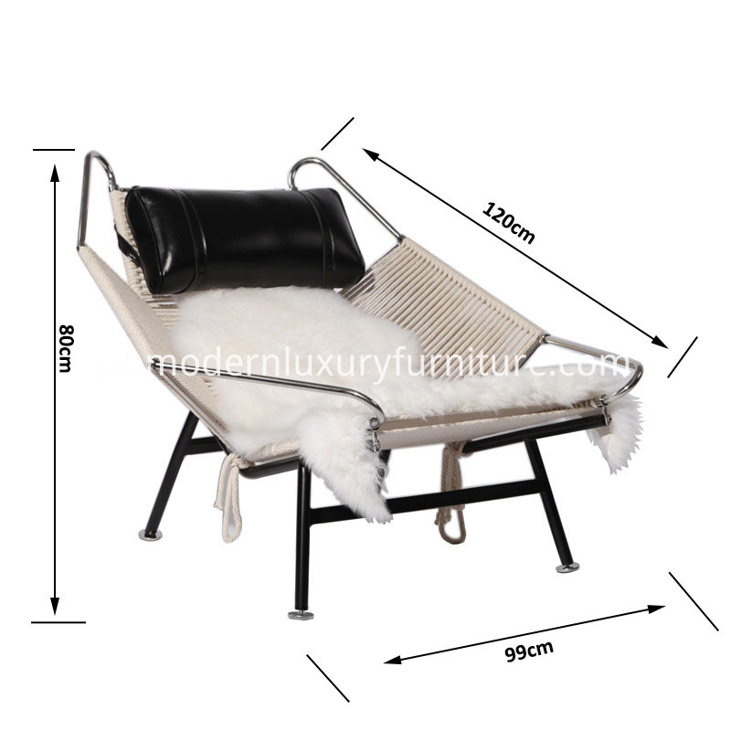 PP225 chair size