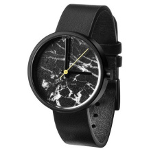 Special Designing Stainless Steel Fashion Watch with Marble Dial Bg293