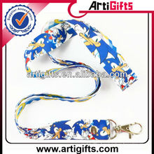 2013 free sample animal picture lanyard
