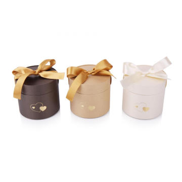 Wedding Candy Packaging With Ribbon Tied