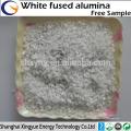 Hochreines 320mesh weißes geschmolzenes Aluminiumoxidpulver