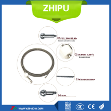 A Tungsten Flat Wire Gold Plated Grades Hardness Has Resistance R At 20