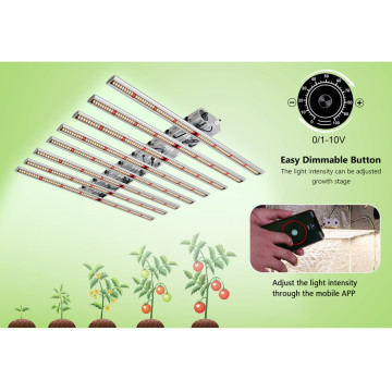 Led Grow Light Bar für Grow Zelt