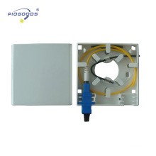 2 Ports Glasfaser-Patch-Panel